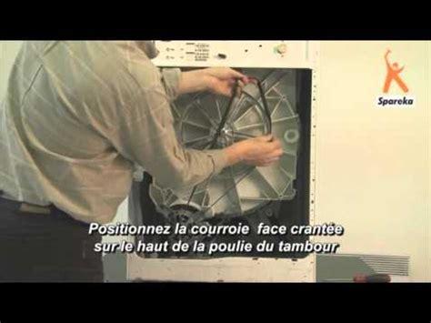 courroie machine 224 laver