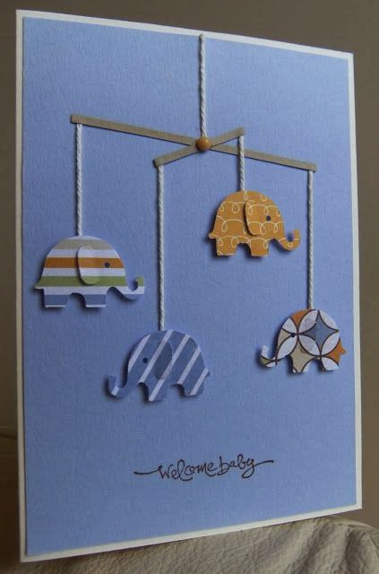 new baby cards to make 25 unique baby shower cards ideas on diy