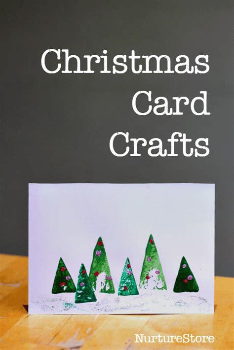 crafts from cards card crafts nurturestore