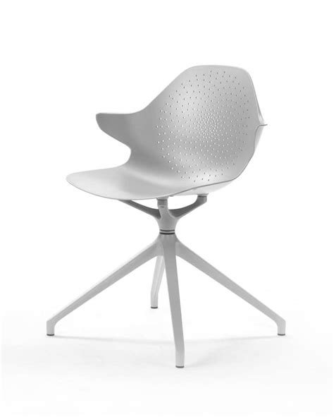 swivel chairs with arms swivel chair with arms with concentric decoration idfdesign