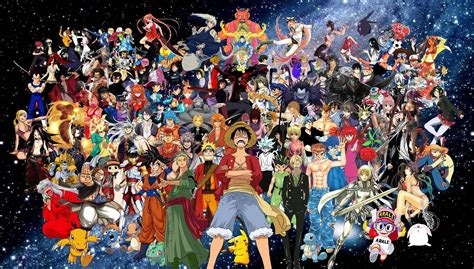 best mangas of all time my top 20 anime characters of all time ver 3