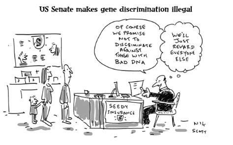 Modification Discrimination In The Workplace by Genetic Discrimination In The U S Dissertation Reviews