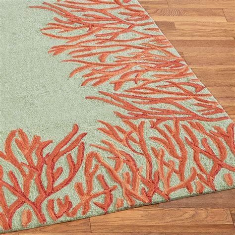 orange outdoor rugs orange coral reef indoor outdoor area rugs