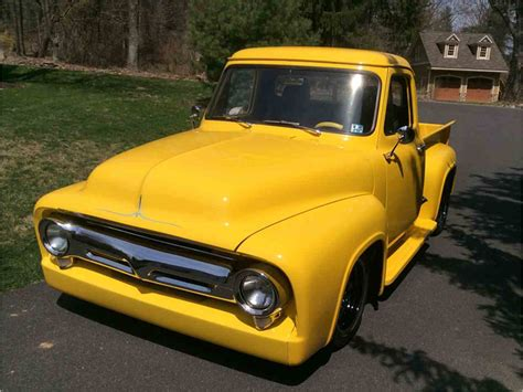 1953 ford f100 for sale classiccars com cc 974105