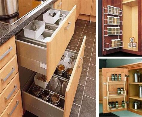 small kitchen cabinet storage ideas creative diy storage ideas for small spaces and apartments