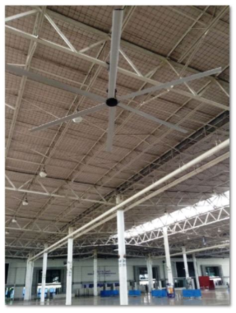 high volume low speed ceiling fans hvls ceiling fans gallery home fixtures decoration ideas