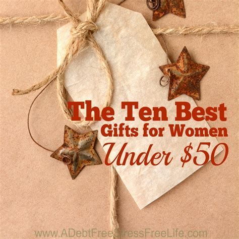 the ten best gifts for women under 50 a mess free life - Best Gifts For Women