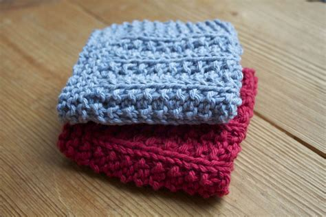 easy knitted dishcloth a seedy dishcloth house in the suburbs
