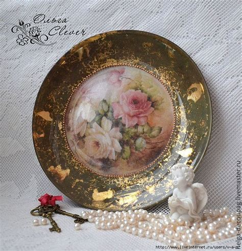decoupage plates with fabric 1000 ideas about decoupage plates on