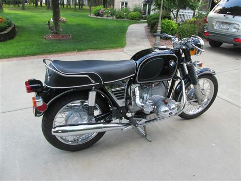 Bmw R75 For Sale by Restored Bmw R75 5 1972 Photographs At Classic Bikes