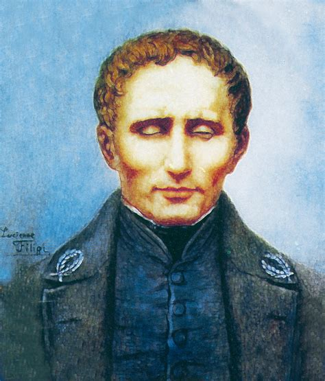 a picture book of louis braille louis braille quotes quotesgram