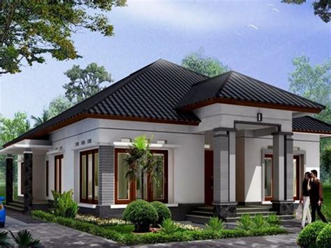simple floor simple modern home with 1 floor style 4 home ideas