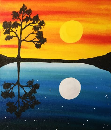 paint nite during the day bread fruit tree 06 09 2016 paint nite event