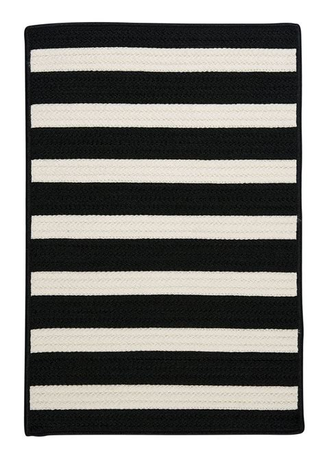 black and white striped outdoor rug black and white striped outdoor rug mohawk select
