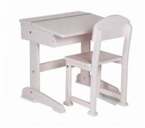 childrens white desk and chair set saplings children s desk chair in white co