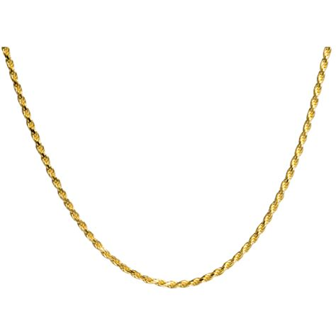 chain for jewelry wholesale wholesale cremation jewelry gold plated rope chain 20 quot