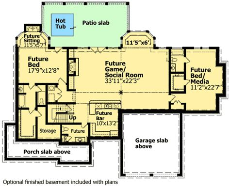 split bedroom house plans split bedroom craftsman home plan 15667ge