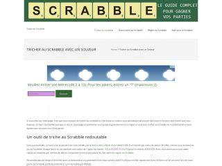 dcode scrabble quel est le meilleur anagrammeur pour tricher au scrabble