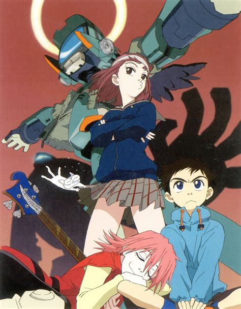 fooly cooly flcl 39693 zerochan