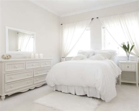 white bedroom furniture ideas all white bedroom ideas pictures remodel and decor