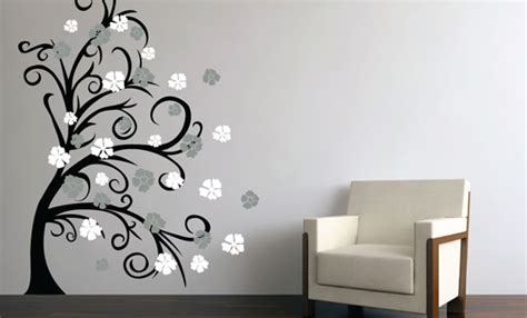 black wall stickers wall decals