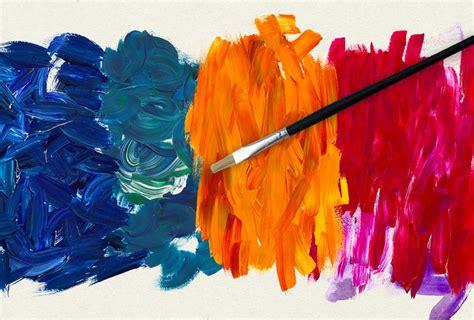 acrylic paint texture photoshop introducing my new acrylic design toolkit 100