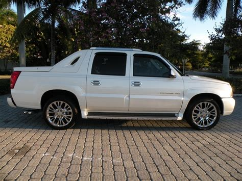 Cadillac Of Fort Myers by 2006 Cadillac Escalade Ext Fort Myers Florida For Sale In
