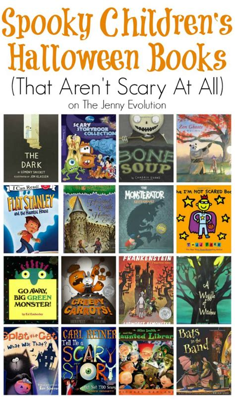 scary picture books spooky childrens books that aren t scary at all