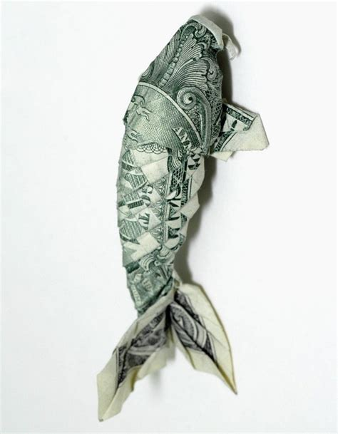koi fish dollar origami 17 best images about origami on dollar bills