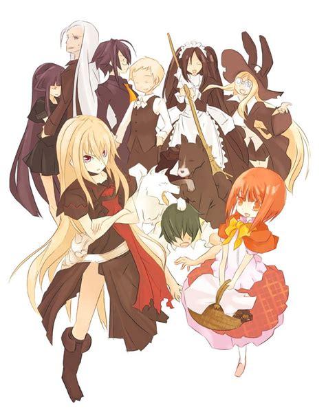okamisan and seven companions okami san and seven companions okami san seven