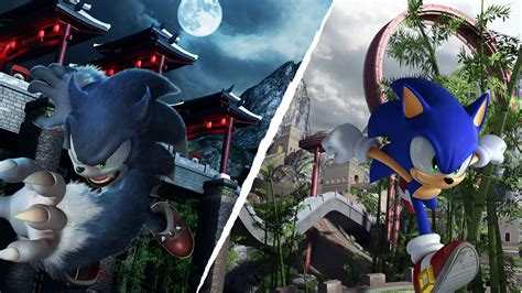sonic unleashed is sonic unleashed the closest thing to sonic adventure 3