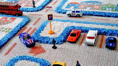play rug with roads 3d carpet playmats keep wheels cars safely on the road