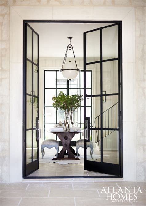 glass door window design crush black windows glass doors centsational