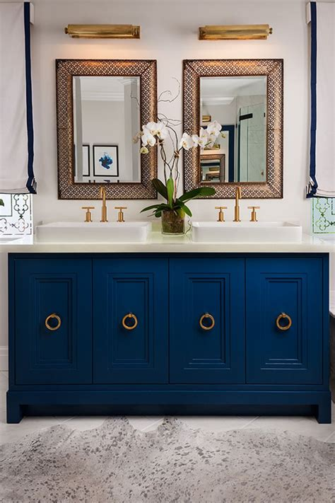 25 best ideas about blue vanity on blue