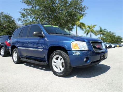how to sell used cars 2006 gmc envoy xl lane departure warning sell used 2006 gmc envoy slt sport utility 4 door 4 2l in west palm beach florida united states