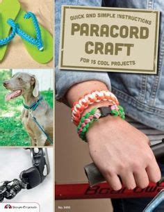 craft cord projects parachute cord crafts on parachute cord