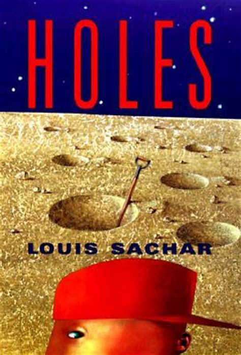 pictures of the book holes stickered books 1999 holes by louis sachar