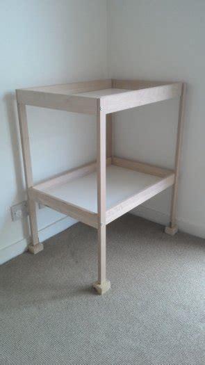sniglar changing table ikea sniglar changing table for sale in deans grange