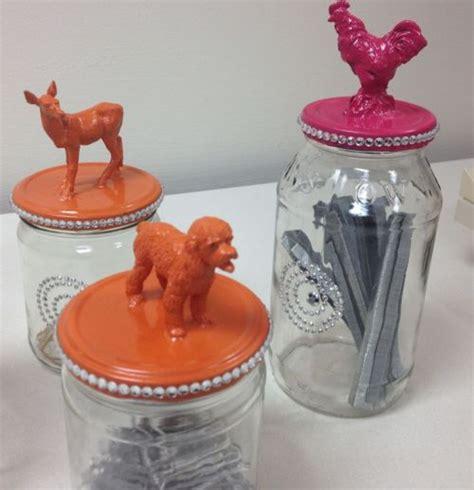 acrylic paint jar lids 127 best images about circus stuff on jars