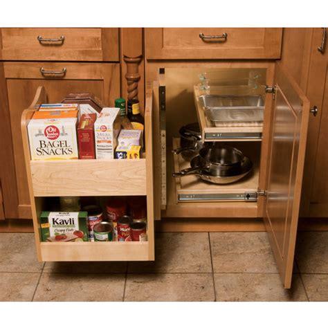 cabinet organizers kitchenmate blind corner cabinet organizer by omega