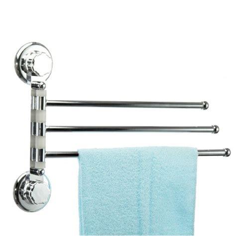 porte serviettes a ventouse accessoire de salle de bain