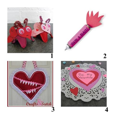 valentines day craft ideas for 12 s day craft and ideas for the
