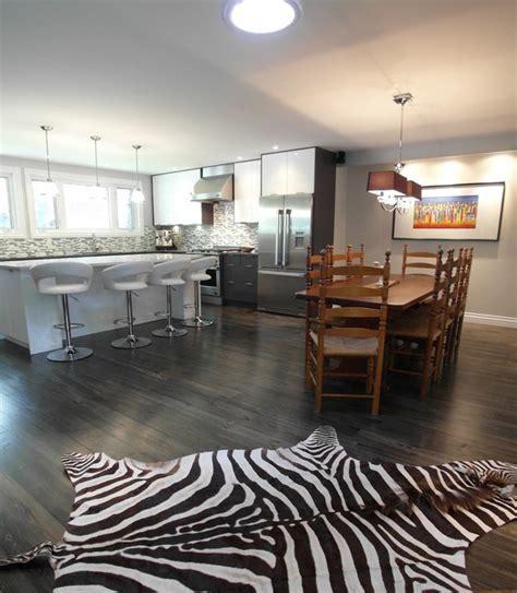 grey wood floors kitchen grey hardwood floors how to combine gray color in modern