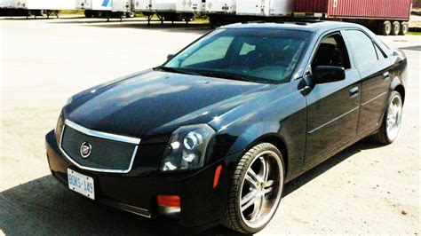 2005 Cadillac Cts 3 6 by 2005 Cadillac Cts Pictures Cargurus