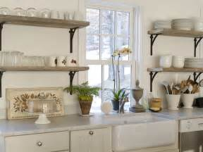 kitchen shelves design refresheddesigns trend to try open shelving in the kitchen