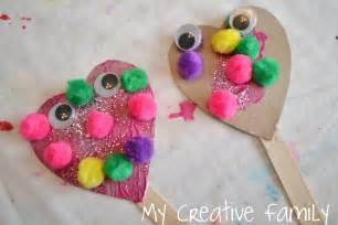 crafts for preschool s day puppets craft preschool education
