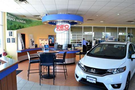 Lujack Honda by Lujack Honda Car Dealership In Davenport Ia 52806