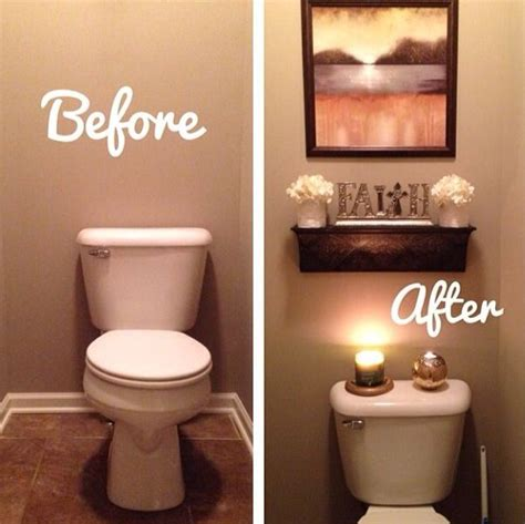 accessories for small bathrooms best 25 half bathroom decor ideas on half