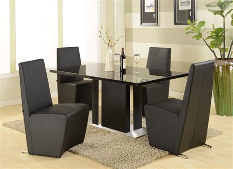 set of dining table and chairs buying modern dining sets tips and advices traba homes