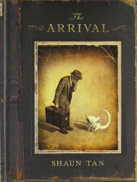 The Arrival By Shaun Mischief And Miscellany
